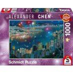 Fireworks over Hong Kong, 1000 db (59650)