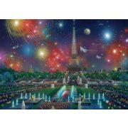 Fireworks at the Eiffel Tower, 1000 db (59651)
