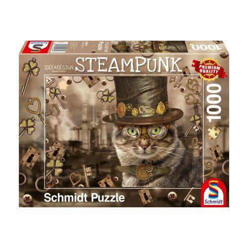 Steampunk cat, 1000 db (59644)
