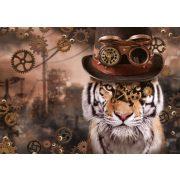 Steampunk tiger, 1000 db (59646)