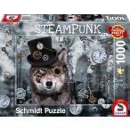 Steampunk wolf, 1000 db (59647)