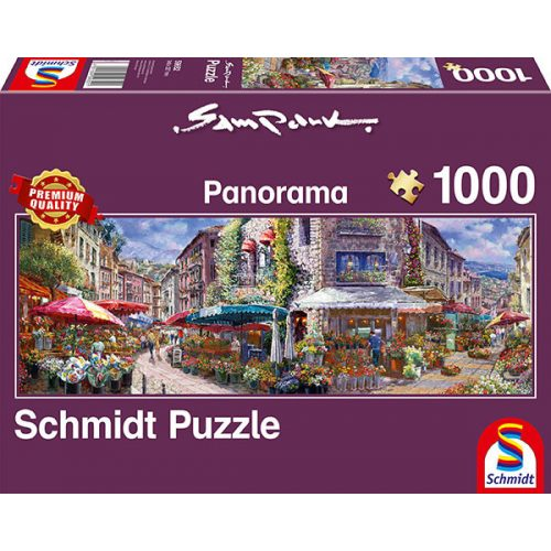 Spring in the air, 1000 pcs (59652)