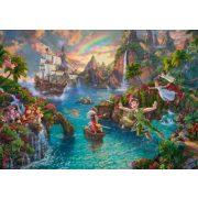Disney, Peter Pan, 1000 pcs (59635)