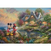 Disney, Sweethearts Mickey&Minnie, 1000 pcs (59639)