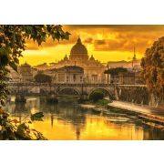 Golden light over Rome, 1000 pcs (58393)