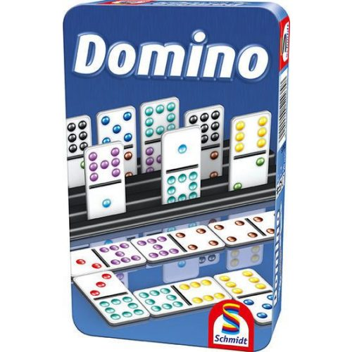 Domino fémdobozban (51435)