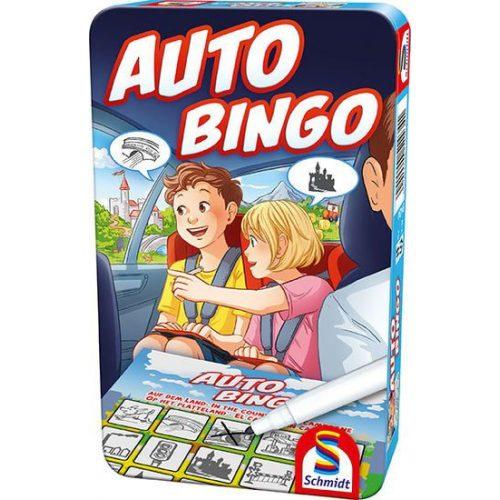 Auto-Bingo fémdobozban (51434)