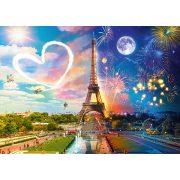 Paris, day and night, 2000 pcs (58941)
