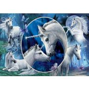 Charming unicorns, 1000 pcs (59668)