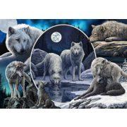 Magnificent wolves, 1000 pcs (59666)