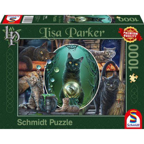 Magical cats, 1000 pcs (59665)