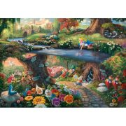 Disney, Alice in wonderland, 1000 pcs (59636)