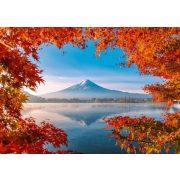 Autumn splendor of Mount Fuji, 1000 pcs (58946)