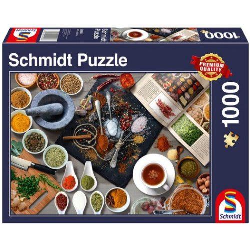 Spices, 1000 pcs (58948)