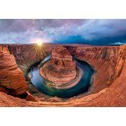Glen Canyon, Horseshoe Bend on the Colorado River, 1000 pcs (58952)