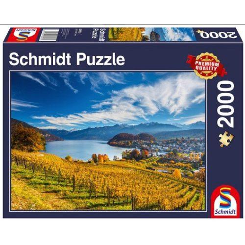 Vineyards, 2000 pcs (58953)