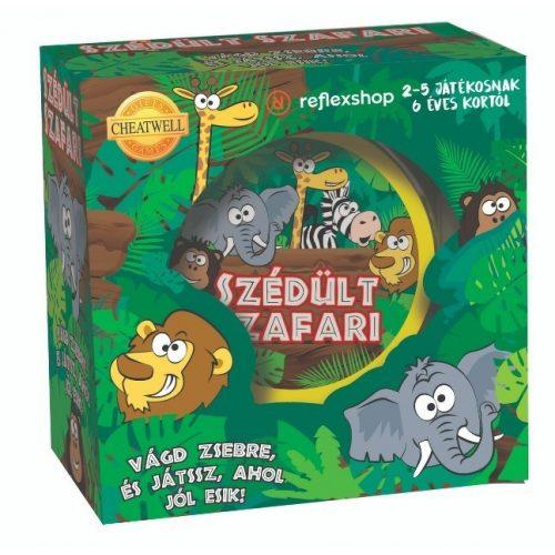 Szédült Szafari