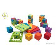 Happy Cube Junior – 6 színben