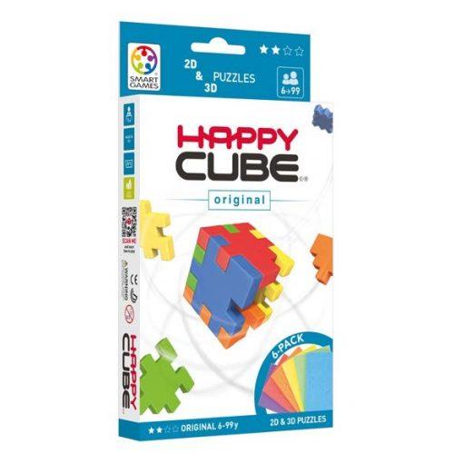 Happy Cube Original – 6 színben