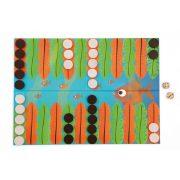 Piranja futam - Backgammon