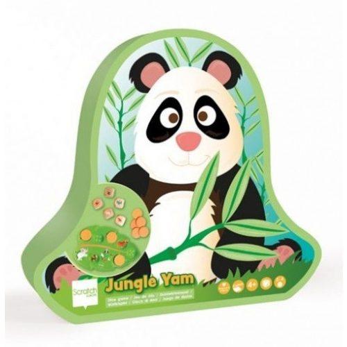Dzsungel Yam - Lottójáték