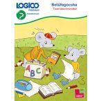 LOGICO Piccolo Betűfogócska Tedd ábécérendbe!