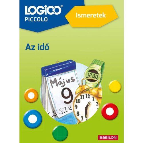 LOGICO Piccolo Ismeretek 1-4 Az idő