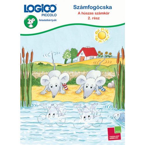 LOGICO Piccolo Számfogócska 20-as számkör 2. rész