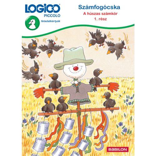 LOGICO Piccolo Számfogócska 20-as számkör 1. rész