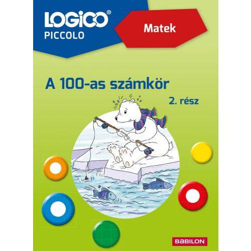 LOGICO Piccolo Számfogócska 100-as számkör 2. rész