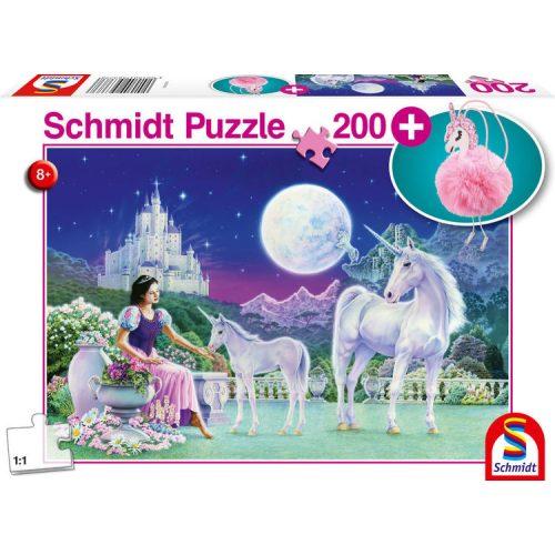 Unicorn (Plush key ring), 200 db (56373)