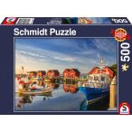 Fishing harbor – Weisse Wiek , 500 db (58955)