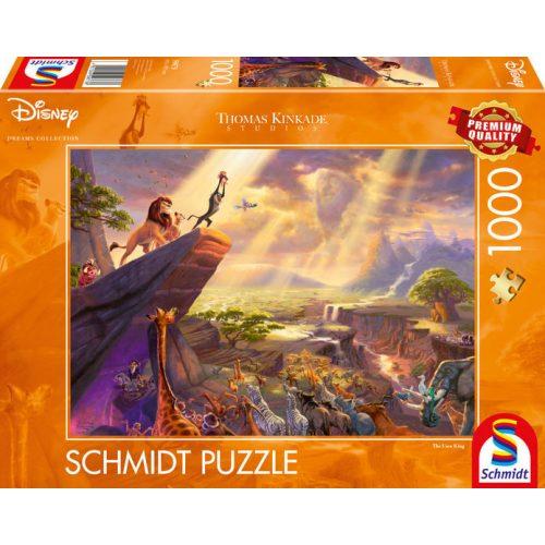 Disney, The Lion King, 1000 db (59673)