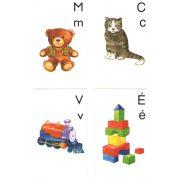 ABC kártya A-Z