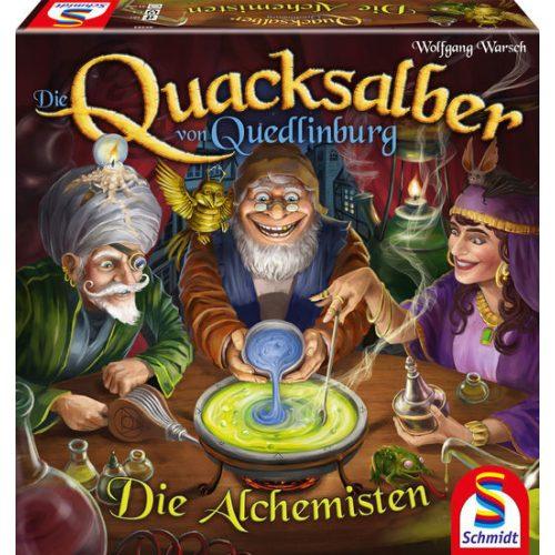 Die Quacksalber von Quedlinburg - Die Alchemisten