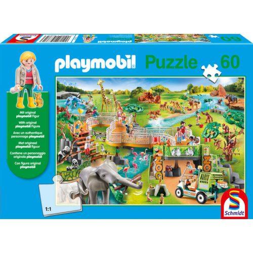 Playmobil, Zoo, 60 db (56381)