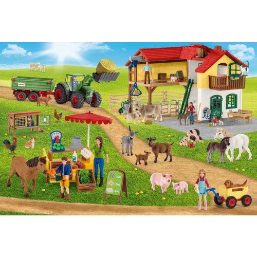Farm World, Farm and farm shop, 100 db (56404)