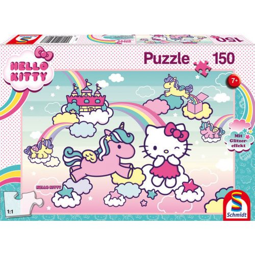 Kittys unicorn, with glitter-effect 150 db (56408)