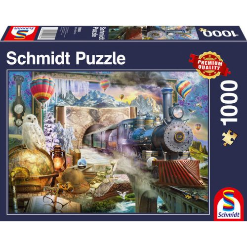 Magical Journey, 1000 db (58964)