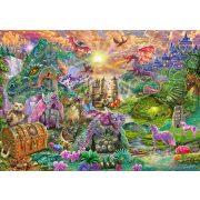 Enchanted dragon kingdom, 1000 db (58966)
