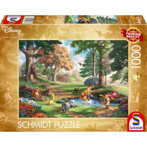 Disney, Winnie The Pooh, 1000 db (59689)