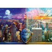 New York, Night and Day, 1000 db (59905)