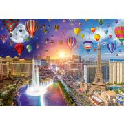 Las Vegas, Night and Day, 1000 db (59907)