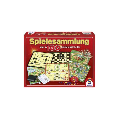 Játékgyűjtemény/Spielesammlung/100 játék (49147)