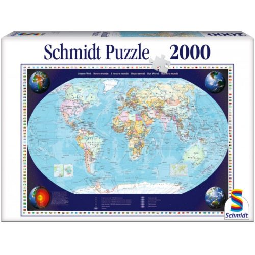 Our World, 2000 db (57041)