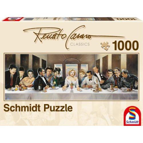 Panorama Puzzle, Invitation, Renato Casaro, 1000 db (57291)