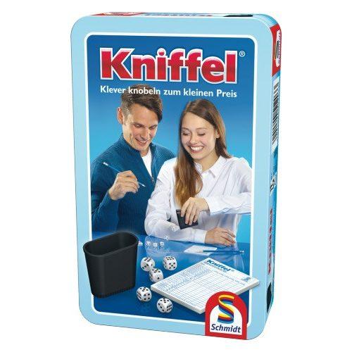 Kniffel fémdobozban (51203)