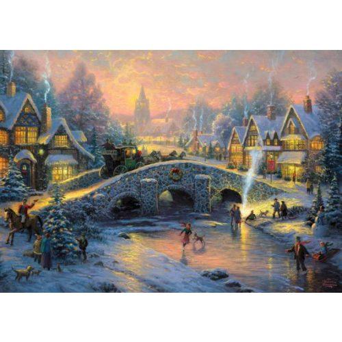 Spirit of Christmas, Thomas Kinkade, 1000 db (58450)