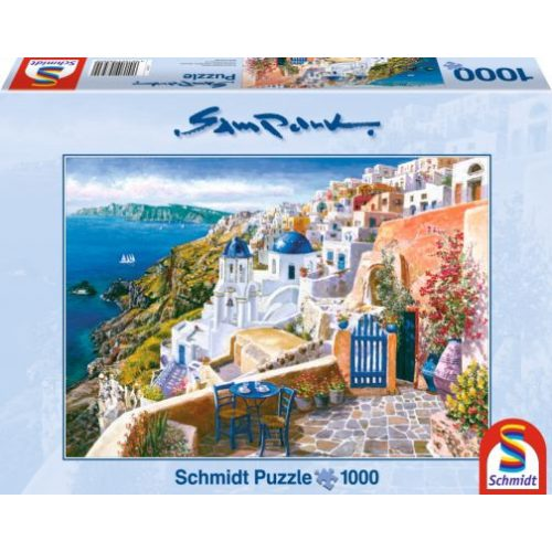 View from Santorin, Sam Park, 1000 db (58560)
